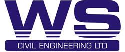 WS CIVIL ENGINEERING Logo